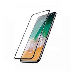 Защитное стекло CASE 3D Rubber для Apple iPhone 11/XR (черный)