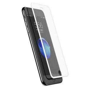 Защитное стекло CASE 3D Rubber для Apple iPhone 6 plus/7 plus/8 plus (белый)