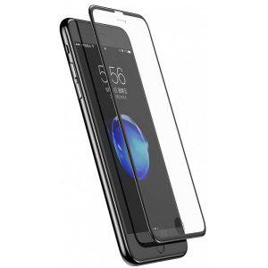 Защитное стекло CASE 3D Rubber для Apple iPhone 6 plus/7 plus/8 plus (черный)