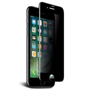 Защитное стекло CASE Full Glue Privacy (Антишпион) для Apple iPhone 7 / 8 (черный)
