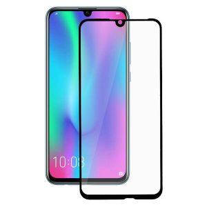 Защитное стекло Fullscreen full glue Akami для Huawei Honor 10 Lite/P Smart Черный (6905)