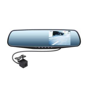 Зеркало-видеорегистратор накладное SWAT VDR-4U