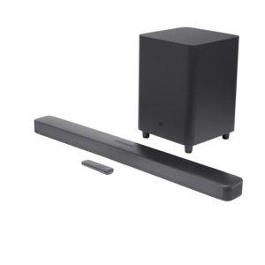 Звуковая панель JBL Bar 5.1 + Surround (BAR51IMBLKEP)