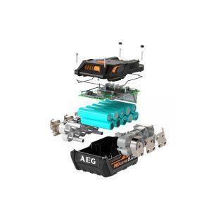 Аккумулятор AEG Powertools L1860RHD (4932464754)