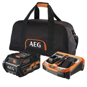 Аккумулятор AEG Powertools SETL1860RHDBLK (4932464756)