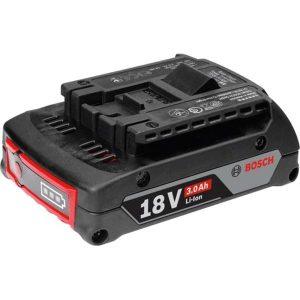 Аккумулятор для электроинструмента Bosch GBA 18V 3.0Ah Professional 1.600.A01.2UV