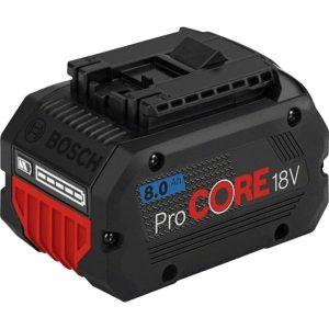 Аккумулятор для электроинструмента Bosch ProCORE18V 8.0Ah Professional 1.600.A01.6GK