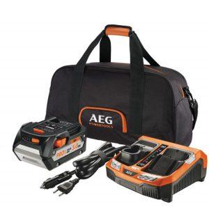 Аккумулятор с зарядным устройством AEG Powertools SET L1850BLK (4932451629)