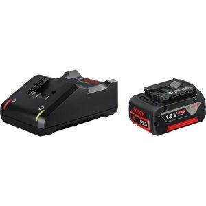 Аккумулятор с зарядным устройством Bosch GBA 1600A01B9Y (18В/4.0 Ah + 14.4-18В)