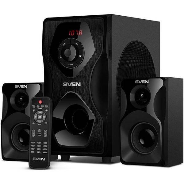 Акустическая система SVEN MS-2055 Black