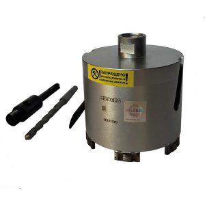 Алмазная коронка Hilberg Laser 4T HM255 55 мм