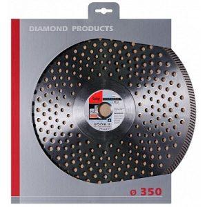 Алмазный диск FUBAG BS-I 350х2