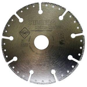 Алмазный диск Hilberg 520125 125*22