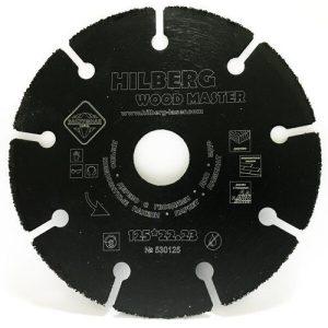 Алмазный диск Hilberg 530125 125*22