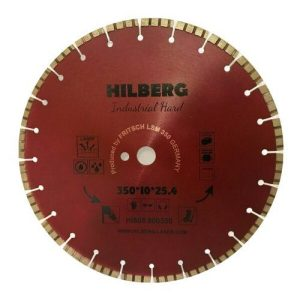 Алмазный диск Hilberg HI808 350*25