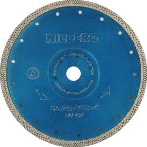 Алмазный диск Hilberg HM407 250*25
