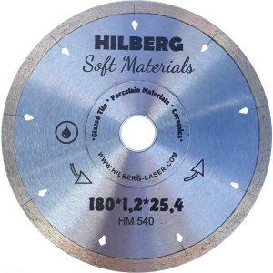 Алмазный диск Hilberg HM540 180*25