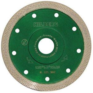 Алмазный диск Hilberg HM602 125*22