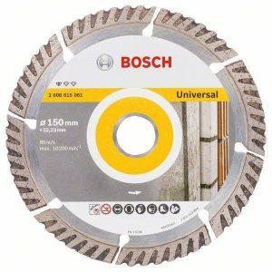 Алмазный отрезной диск Bosch Standard for Universal 2.608.615.061