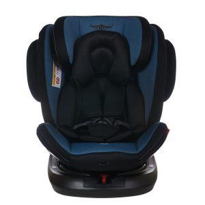 Автокресло MARTIN NOIR Grand Fix 360 (melange blue)