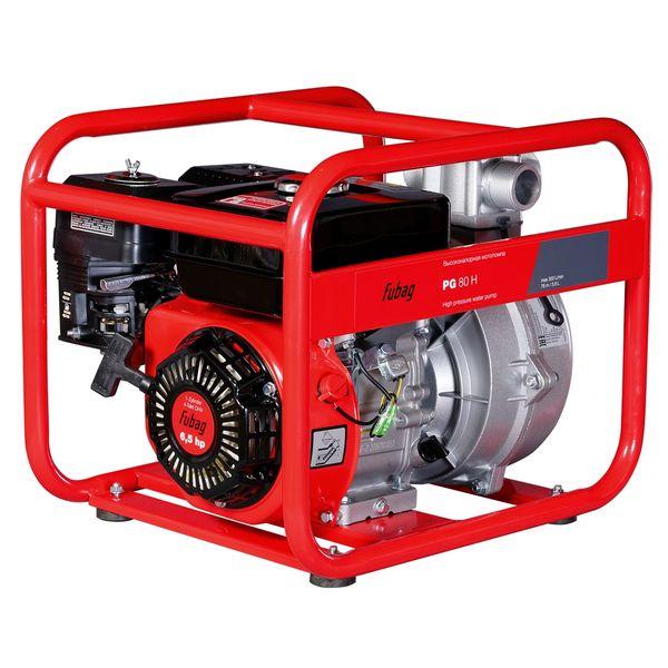 Бензиновая мотопомпа FUBAG PG 80 H (838245)