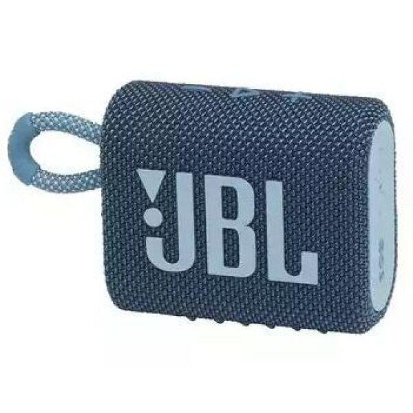 Беспроводная колонка JBL Go 3 (синий)