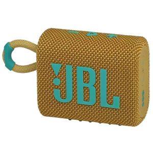 Беспроводная колонка JBL Go 3 (желтый)