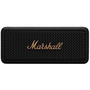Беспроводная колонка Marshall Emberton EMBERTON Bluetooth (черный/латунь)