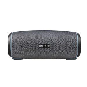 Беспроводная колонка Somho S318 (серый)
