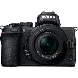 Беззеркальный фотоаппарат Nikon Z50 Kit 16-50mm