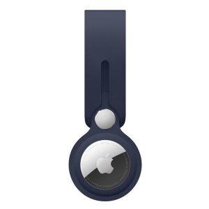 Брелок-подвеска для Apple AirTag Loop Deep Navy (MHJ03ZM/A)