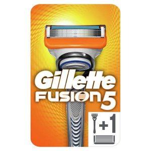 Бритва GILLETTE Fusion5 + кассеты 2 шт