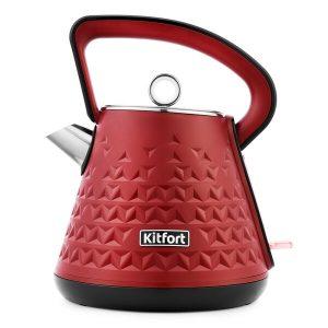 Чайник Kitfort КТ-693-2 (красный)