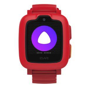 Часы-телефон ELARI KidPhone 3G (KP-3G) красный