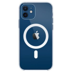 Чехол Apple MagSafe Clear Case для iPhone 12/12 Pro (прозрачный) MHLM3ZE/A