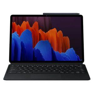 Чехол-клавиатура Samsung для Galaxy Tab S7+ EF-DT970BBRGRU