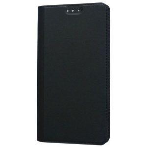 Чехол книжка Akami для Xiaomi Mi 8 Lite Черный (6746)