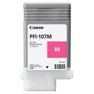 Чернильница CANON PFI 107M для принтера IPF 670/770/780/785 пурпурная (130 мл)