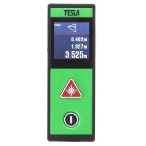Дальномер лазерный TESLA M-40 Touch (411316)
