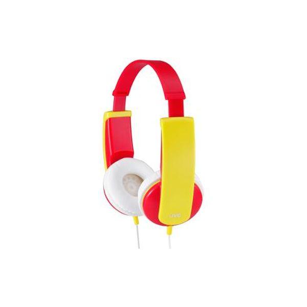 Детские наушники JVC HA-KD5-R-EF