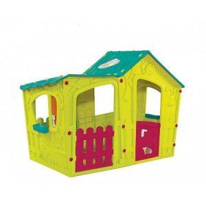 Детский домик Keter Magic Villa House 231594