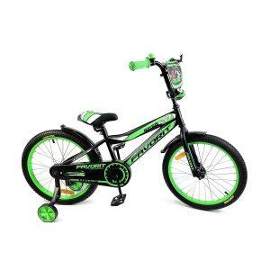 Детский велосипед Favorit Biker 20 (зеленый)