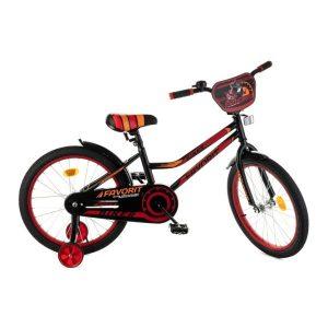 Детский велосипед Favorit Biker BIK-P18 (красный)