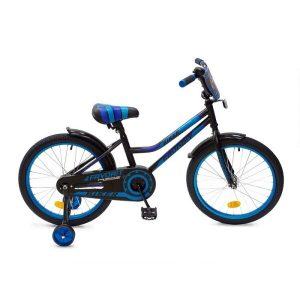 Детский велосипед Favorit Biker BIK-P18 (синий)