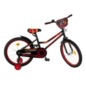 Детский велосипед Favorit Biker BIK-P20 (красный)