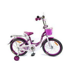 Детский велосипед Favorit Butterfly 20 (фиолетовый)