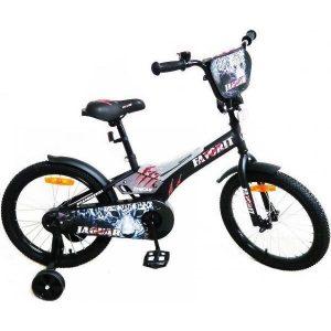 Детский велосипед Favorit Jaguar 18 (черный)