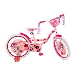 Детский велосипед Favorit Kitty 20 (розовый)