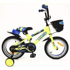 Детский велосипед Favorit Sport 14 (желтый)