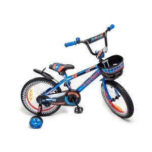 Детский велосипед Favorit Sport 16 (синий)